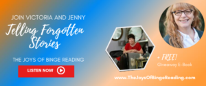The Joys of Binge Reading podcast with Victoria Purman